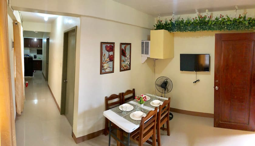 2 BR complete transient home near airport, moa,etc