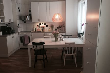 Great appartment south of Stockholm! - สตอกโฮล์ม