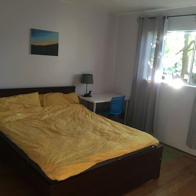 This is your room