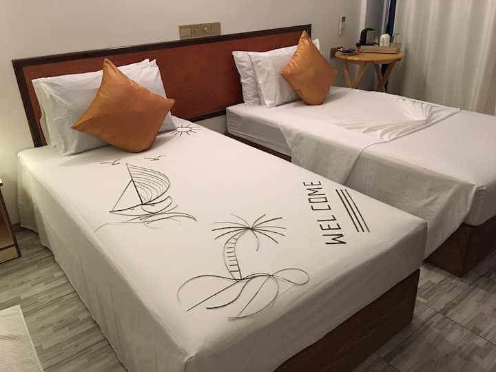 Affordable stay in Beach hotels