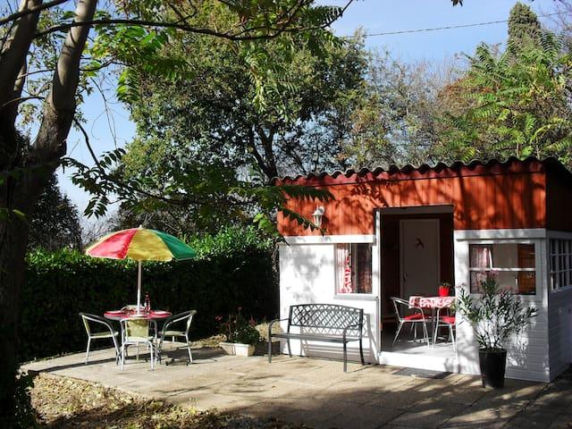 Wooden Bijou Chalet - Gaillac-Toulza