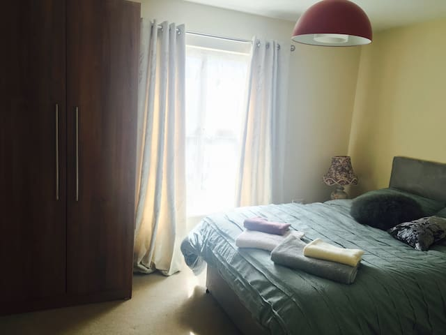 Double room - Kettering - Guesthouse