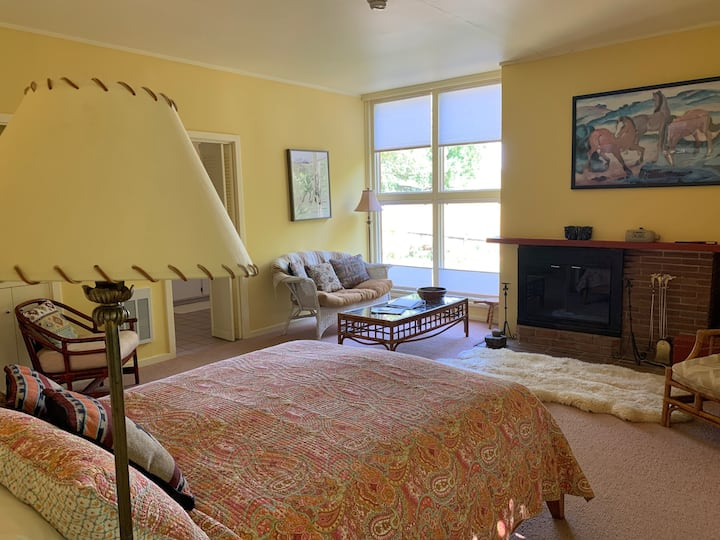 RustRidge Room with views and deck