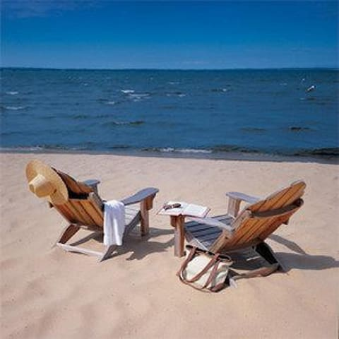 Relax on Grand Traverse Bay