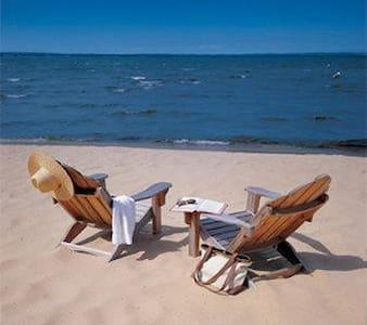 Relax on Grand Traverse Bay - วิลเลียมสเบิร์ก - (ไม่ทราบ)