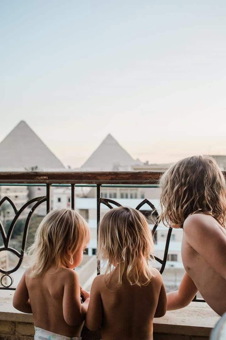 Giza Pyramids View +TOURS+Free daily housekeeping