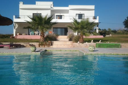 Wonderfull Villa to rent in Morocco - Essaouira - Casa de camp