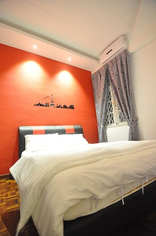 USM budget homestay 2 person room - Gelugor - Ev