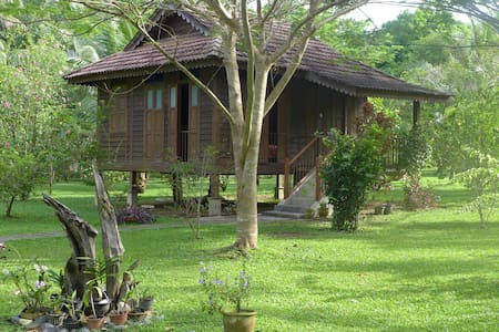 Charming Malay-style chalet