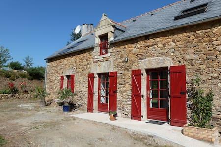 Longère rénovée en bord de Vilaine - Béganne