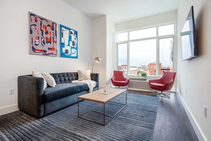 Gorgeous 1 Bedroom Across From Grove Path