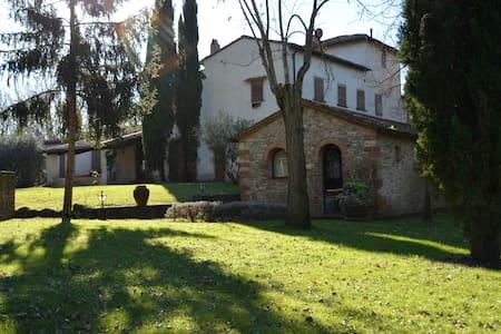 Tuscan Villas in Chianti pool-park - 珊布卡 (Sambuca) - 别墅