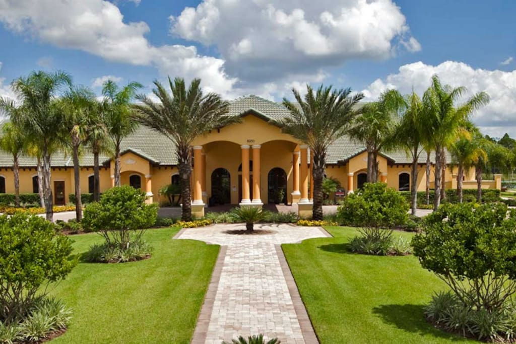 Paradise Palms - the best resort in Orlando