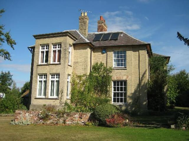Bulmer Tye House B&B - Bulmer Tye - Bed & Breakfast