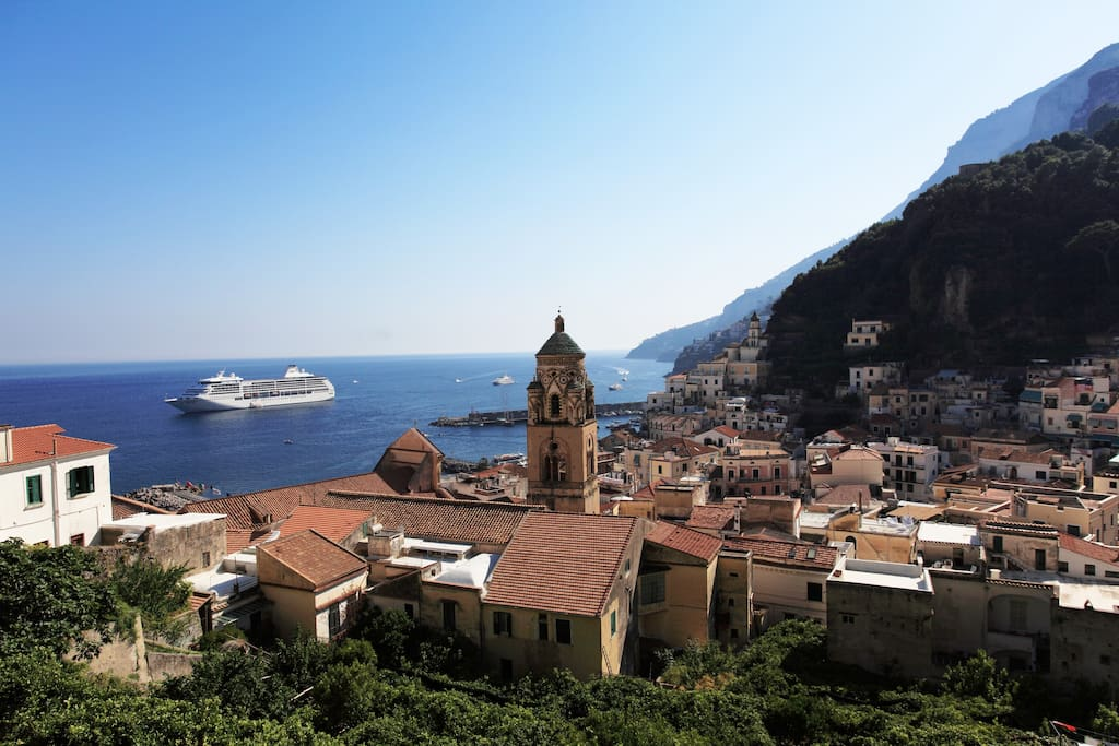 Amalfi apartments for rent apartments in affitto a for Amalfi apartments