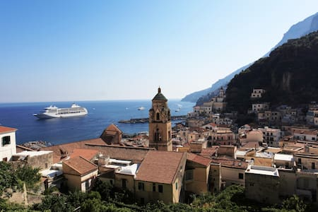 *AMALFI*Apartments for rent  - Amalfi