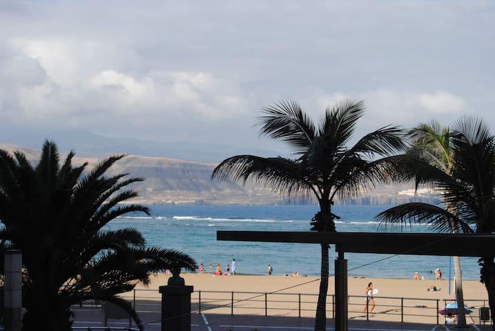 Primera línea Playa de Las Canteras - Las Palmas - Apartamento