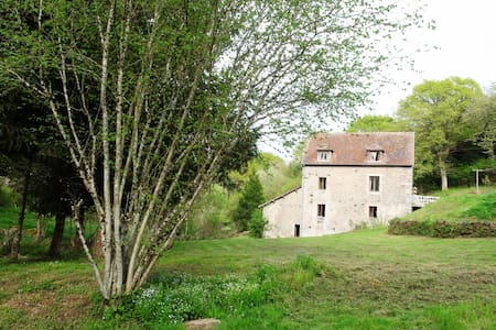 Holiday Flat in an Old Mill - Montlay-en-Auxois - Apartament