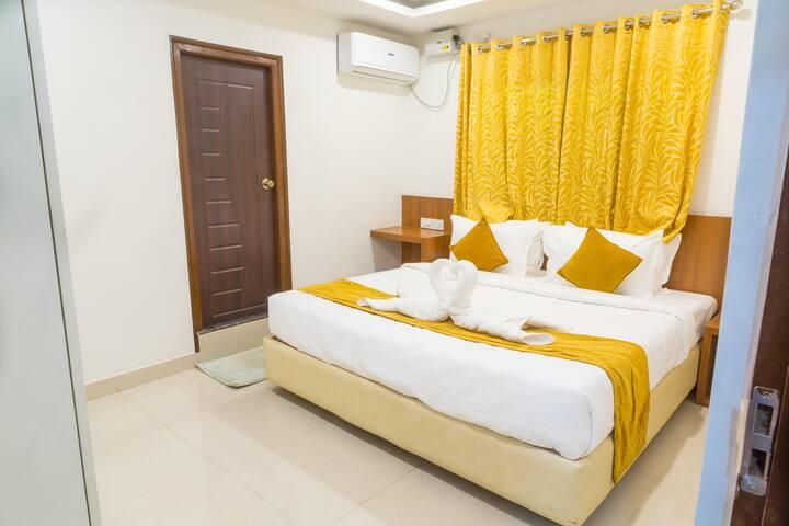 2 Bed Room Bonjour Suits @ karnataka