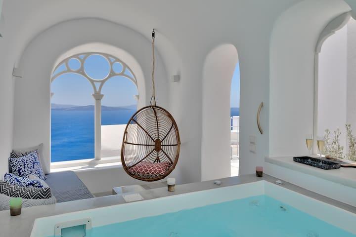 Namaste suites in Oia