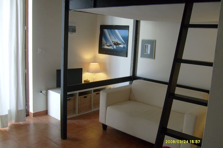 La casa del mare - Viddalba - Appartement