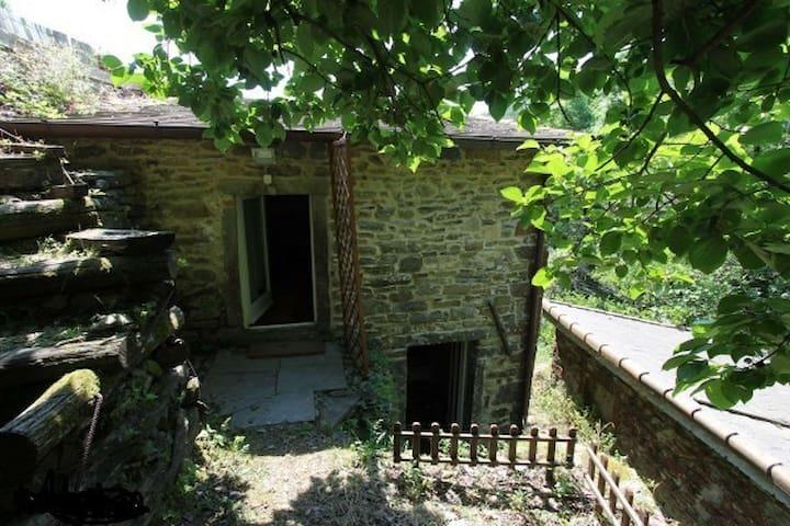 House in 5 terre at Groppo - groppo - Talo