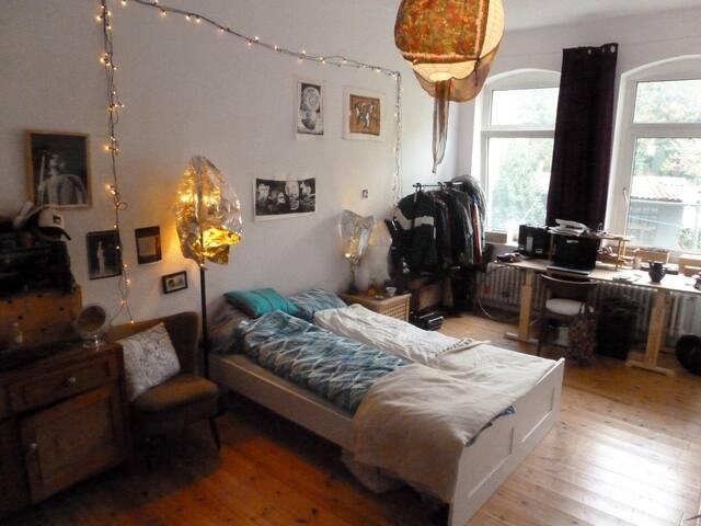 Gemütliches Zimmer in Bahnhofsnähe  - Hildesheim - Apartamento