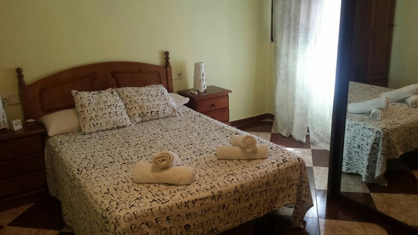 OFFER MONTH OF MARCH 30€ - San Juan de Aznalfarache - Appartement
