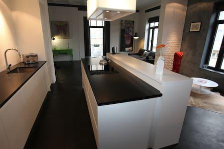 Loft Chocolaterie - Brussels - Loft