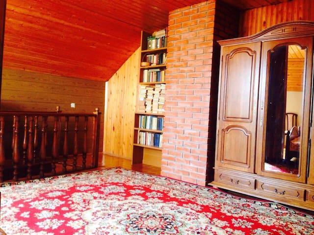 Holiday house ( ROOM GURU ) Просвещения 105 - Adler - House