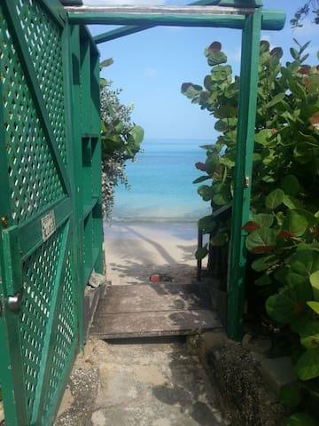 the gateway to Heaven