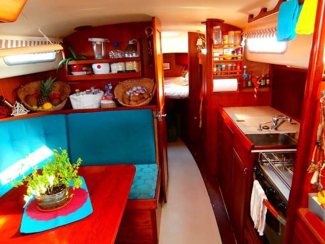 Stunning 360° Seaviews Saiboat 38f - Grenada - Boat