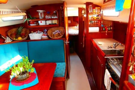 Stunning 360° Seaviews Saiboat 38f - Grenada - เรือ