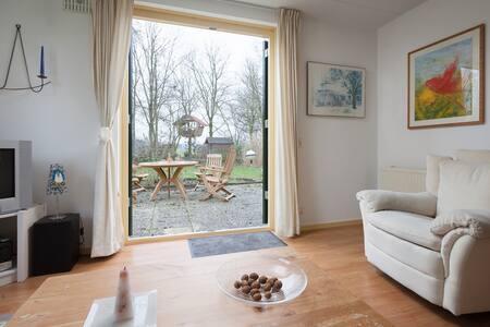 rustige vakantiewoning bij nijmegen - Ewijk
