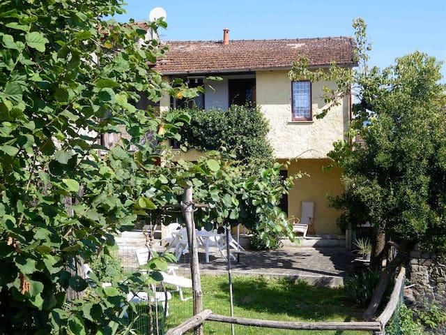 Altes Pfarrhaus Oppilo - Oppilo - Haus