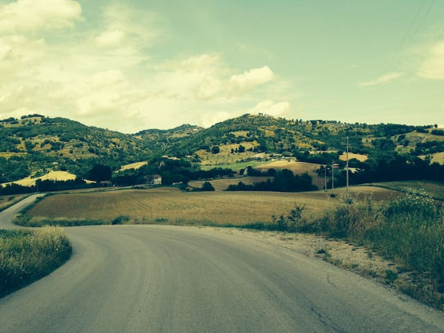 Assisi Perugia Gubbio Triangle - เปรูเกีย - วิลล่า