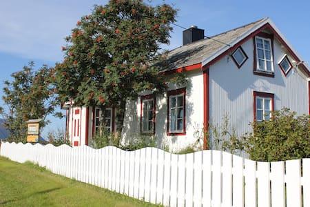 Hov Feriehus i vakre Lofoten - Vågan - Ház
