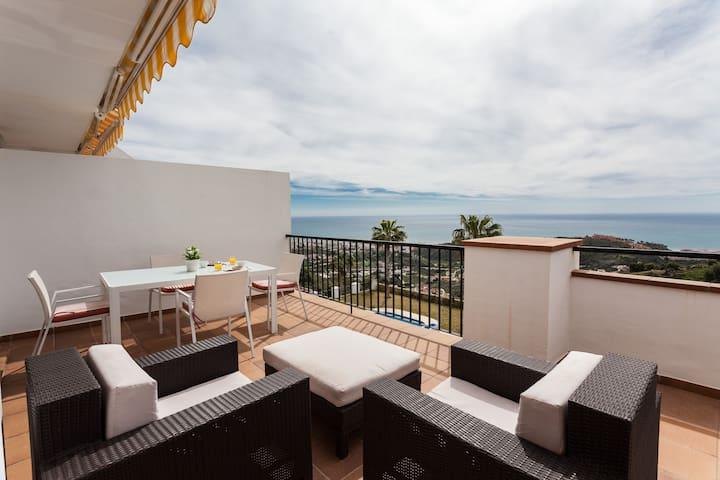Sea Views Rincón de la Victoria - Rincón de la Victoria - Apartamento