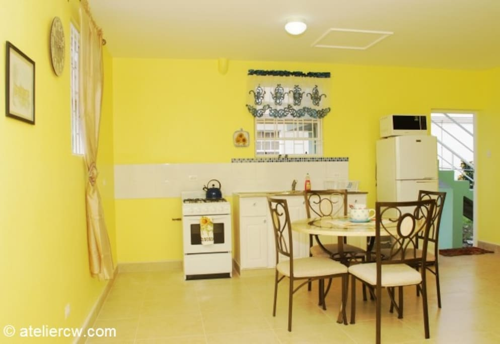 Cozy 1 Bedroom Apt With Amenities Apartments For Rent In Coverley Christ Church Barbados