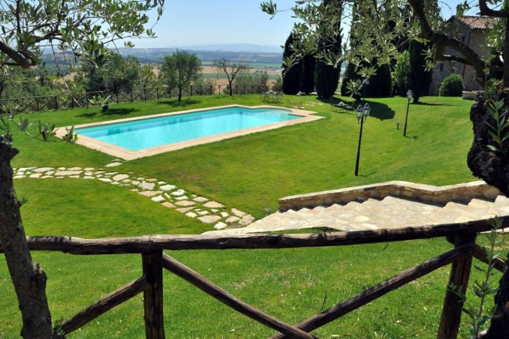 Villa for holiday