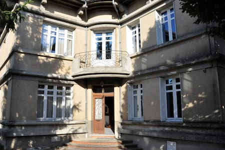 Chambre en centre ville  - House