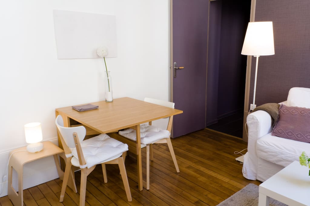 Welcome in a charming apartment !