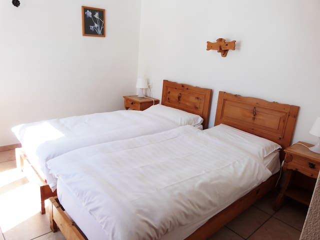 Mixed Dorm for 1-4 people - Silvaplana