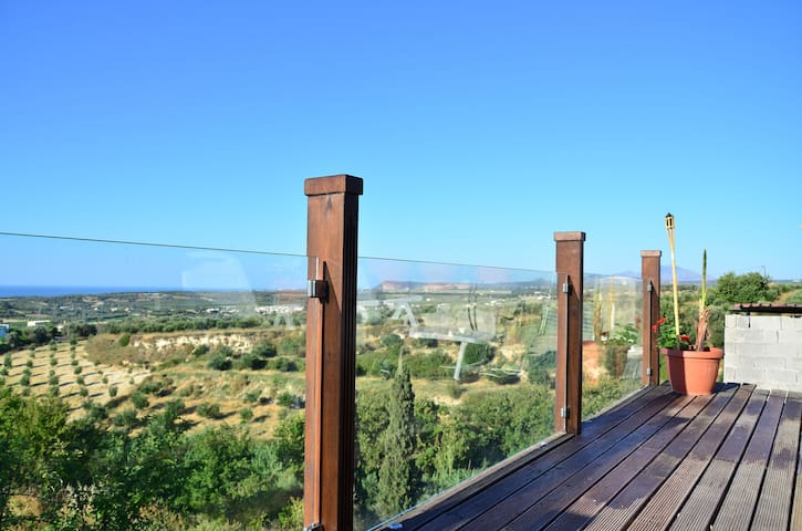 SPECIAL MAY OFFER  stunning sensational seaview - Rethymno - House