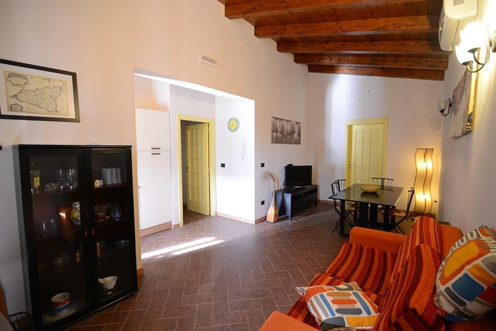 Soggiorno Casa Paolo