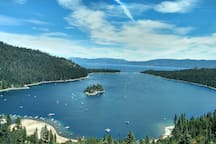 Beautiful Emerald Bay!