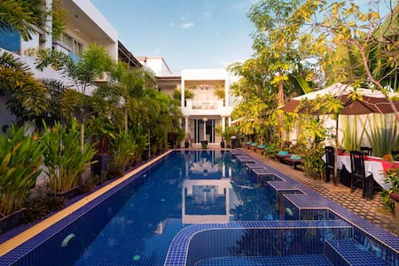 Private Family Best traveler choice-Free pick up - Krong Siem Reap - Daire