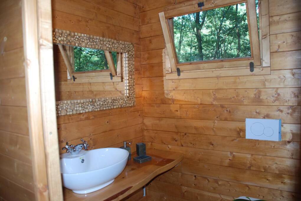 Il bagno della Green House