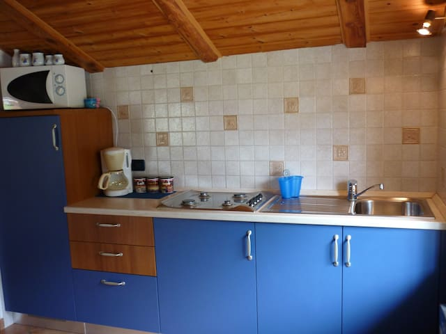 HOUSE OF LAKE - MAISON DU LAC - Bionaz - Apartamento