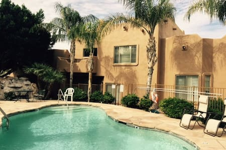 4 bd. townhome at Red Mt. Ranch GC